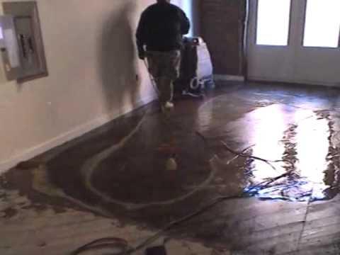 Oxford Mills Floor Refinishing