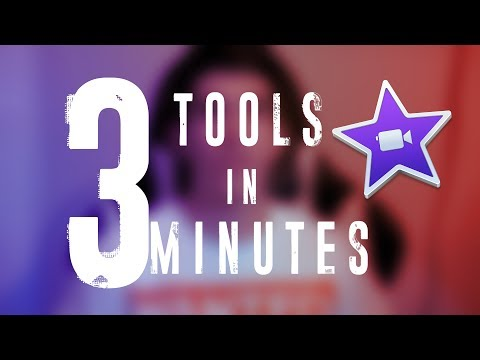 3 Tools to Know in iMovie in 3 Minutes