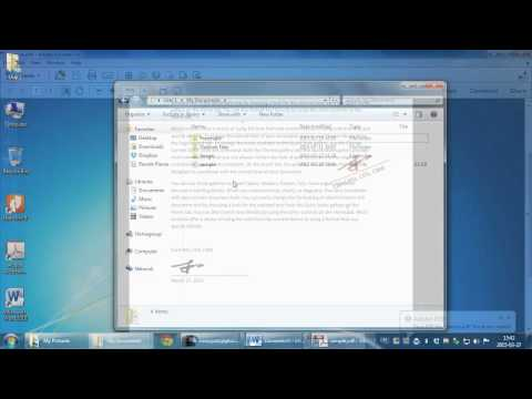 How To Insert Signature Picture to Word Or PDF