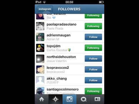 How to get loads of Instagram followers (2013)
