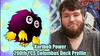 Kuriboh Power -  200th Ycs Columbus Yugioh Deck Profile