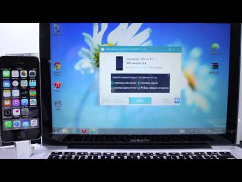 jailbreak iOS 8.1.3 iOS 8.4 Untethered TaiG 2.3.0 and get cydia installer