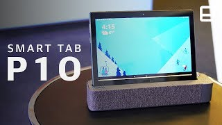Lenovo Smart Tab P10 Review: An affordable 2-in-1