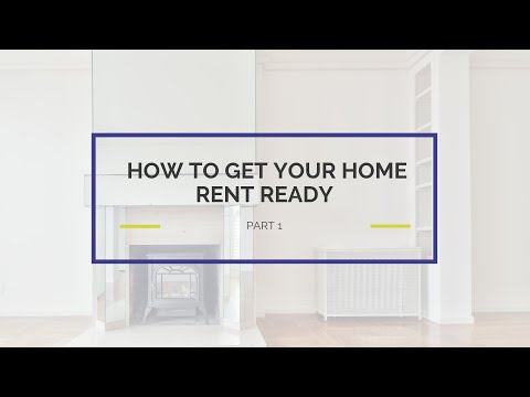 Renting your