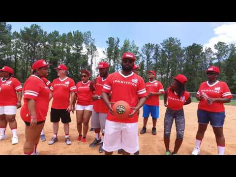 Nomore925 Vol #5 Kick Ball Game with the TEAM