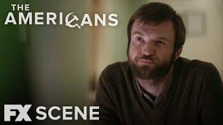 The Americans | Season 6 Ep. 3: Stan and Oleg Scene | FX