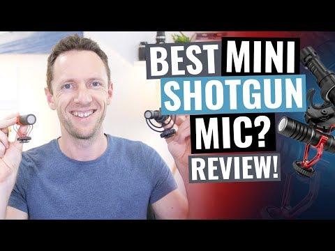 Mini Shotgun Mic REVIEW! RODE VideoMicro vs. BOYA BY-MM1