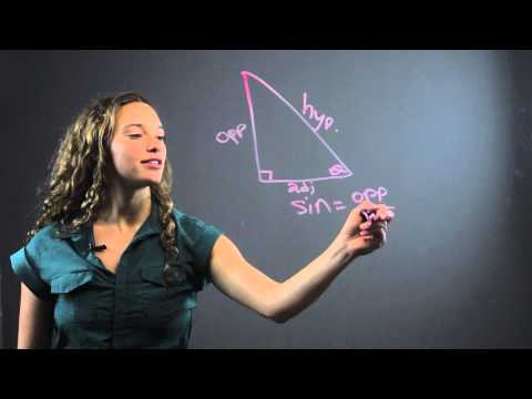 How to Calculate Trigonometry Angles : Fun With Math