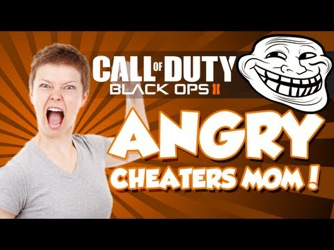 ANGRY CHEATER'S MOM!
