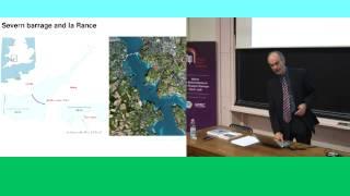 """David Mackay """"Energie durable, pas que du vent"""", Paris décembre 2012"""