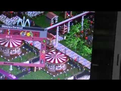 Okinawa Carousel with Control Failure Glitch with Music Turned Off