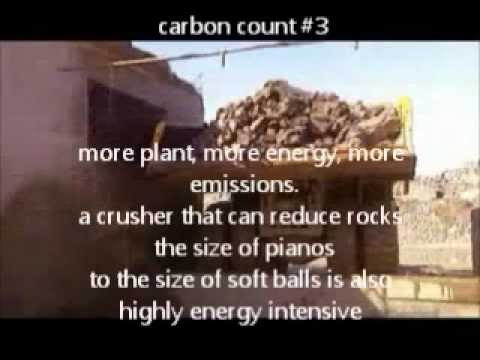 cement production and co2 emissions.wmv
