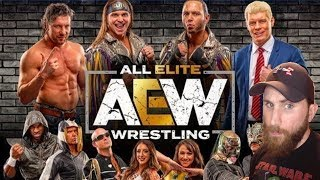 Brad Buries The AEW Roster