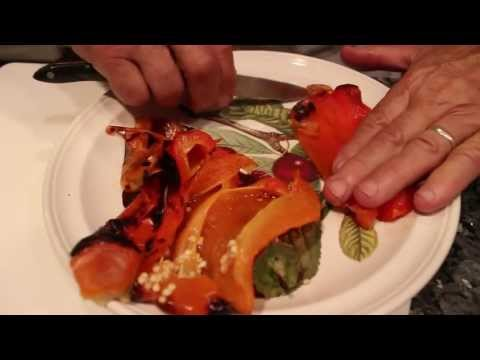 BBQ Roasted Peppers
