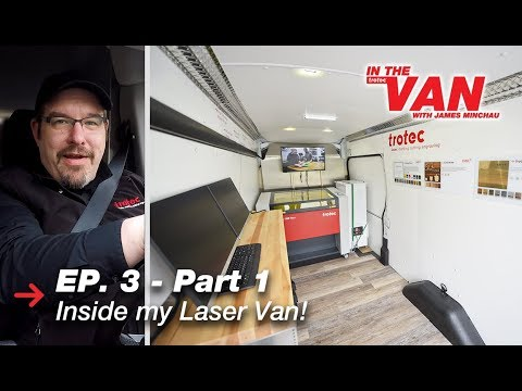 In The Van with James | Ep. 3 - Part 1 - Victoria, BC | Mar 2018