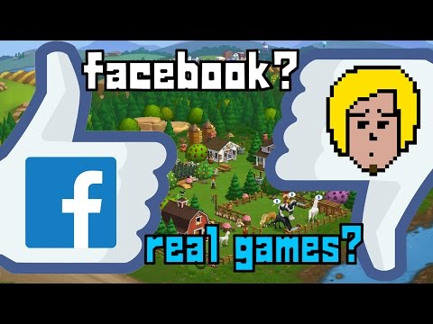 ARE FACEBOOK GAMES ACTUALLY PC GAMES AT ALL?