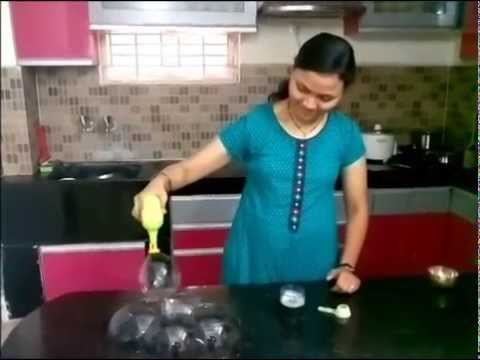 Easy Way to Make Bubble Liquid with Household Items