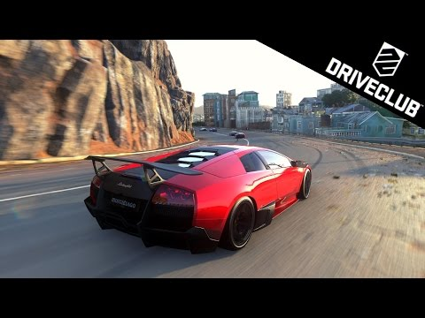 DRIVECLUB | New Urban Tracks #3 - Ashii, India - PS4 Gameplay (Update 1.28)