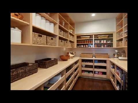 pantry shelving systems