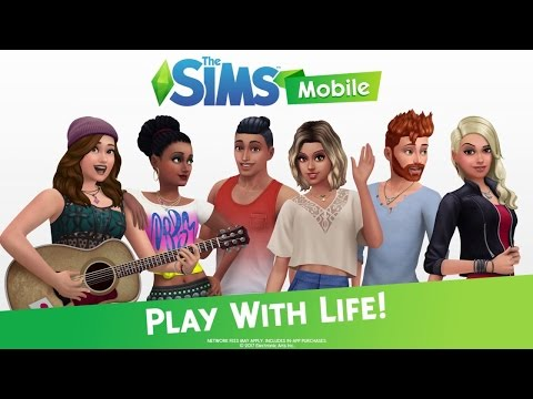 The Sims Mobile Gameplay ( iOS / Android ) Gameplay - HD