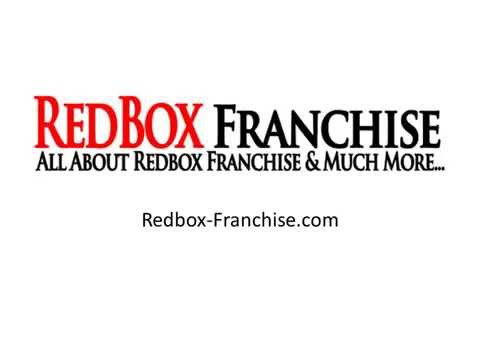 Redbox Franchise