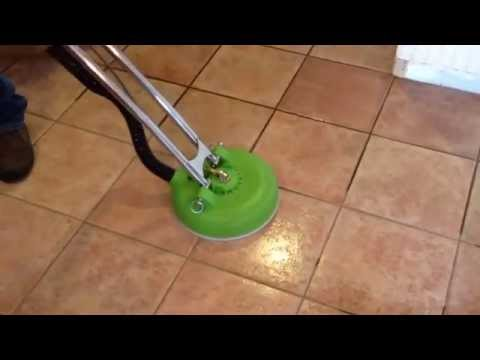 Tile & Grout Cleaning Kellee M kitchen floor
