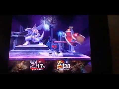 Super Smash Bros Brawl - Spear Pillar.