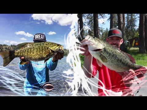 Bass Fishing with Yah Tsheng Moua [Tubes, Squarebills and Jigs]