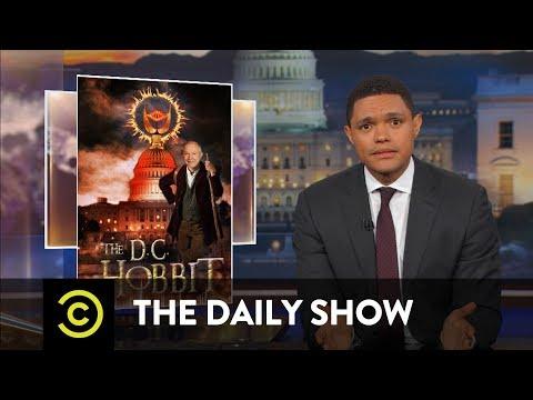 watch Rumors over Robert Mueller's Fate & Jeff Sessions in the Senate Hot Seat: The Daily Show