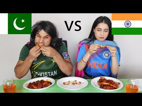 Xxx Mp4 Pakistan Vs India HOT WING CHALLENGE Nasreen Peri Rahim Pardesi 3gp Sex