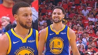 Stephen Curry Murders Entire Rockets With Klay Thompson In Game 6! Warriors vs Rockets Game 6