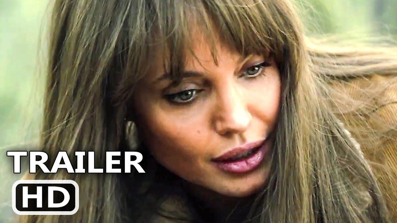 THOSE WHO WISH ME DEAD Trailer (2021) Angelina Jolie, Drama Movie