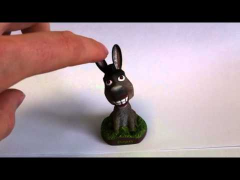 Donkey Bobble Head.MOV