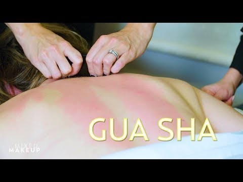 What is Gua Sha? We Tried it in Los Angeles! | The SASS with Susan and Sharzad
