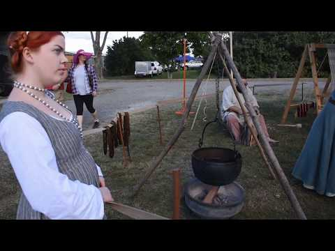 How to dye with medieval and viking natural dyes
