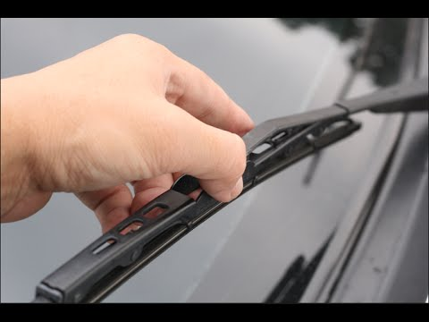 The Basics- How to Clean and Replace your Wiper Blades