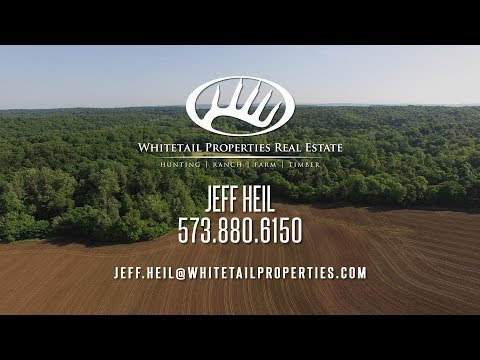 Primarily Hardwood Timber, Tillable, Hunting Property - Perry Co MO 192 acres