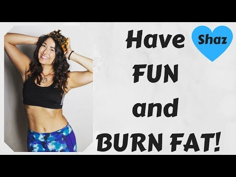 EXERCISE TO LOSE BELLY FAT | Program based on energy and mood!