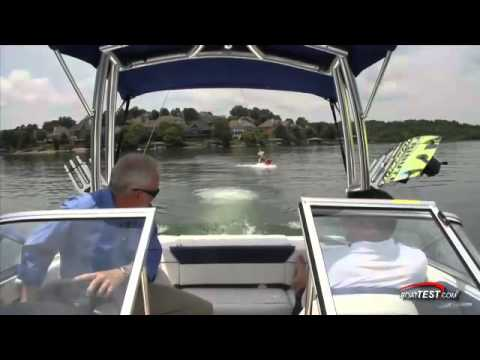 Bayliner - How to Pull a Tuber or Wakeboarder