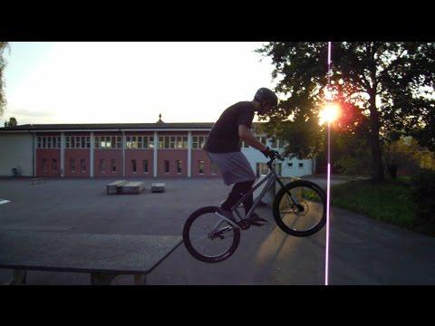 INSPIRED Bicycles Street Trial in Deitingen