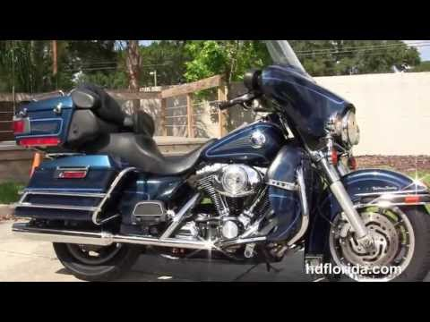2002 Harley Davidson Ultra Classic Electra Glide  - Used Motorcycles for sale