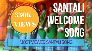 Santali Welcome Song | Dumka Region | Traditional