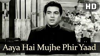 Aaya Hai Mujhe Phir Yaad (HD) - Devar Songs - Dharmendra - Sharmila Tagore - Mukesh