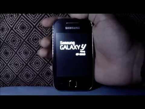 How to get android 4.1.1 on samsung galaxy y
