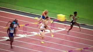 100m Hurdles Women Semifinal 3 IAAF World Champs London 2017