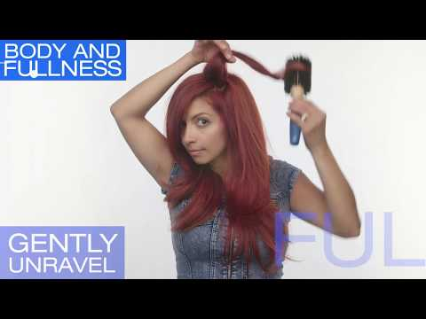 How-To Video: Speedy and Silky Blowout