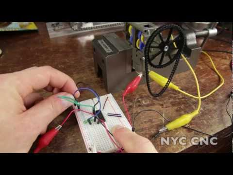 6 Ways to control Motors! Including with Arduino & Raspberry Pi!  How To Tutorial from NYC CNC