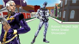 The World Alternative Universe Showcase - Roblox Project jojo