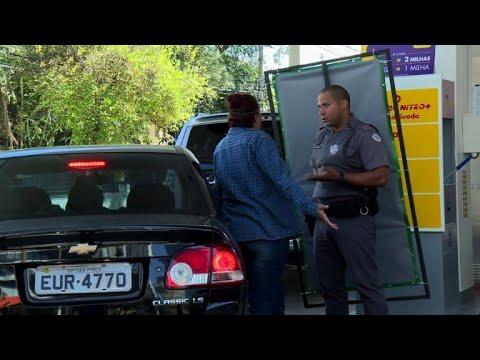 Brazil: queues and arguments amid Sao Paulo fuel shortage