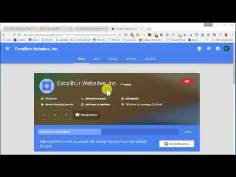 How to Enter Google Verification Code for Google My Business